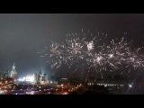 Скоро Новогодний салют 2014 в Москве, так вспомним же старый)