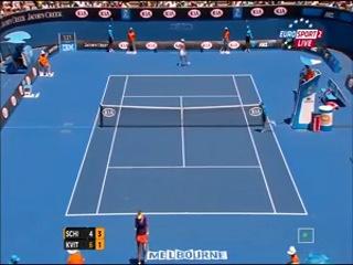 Australian Open 2013 / 1 круг / Франческа Скьявоне (Италия) - Петра Квитова (Чехия)